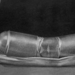 Oil Tanker Series VII, charcoal on paper, 47.5 x 22.25 inches